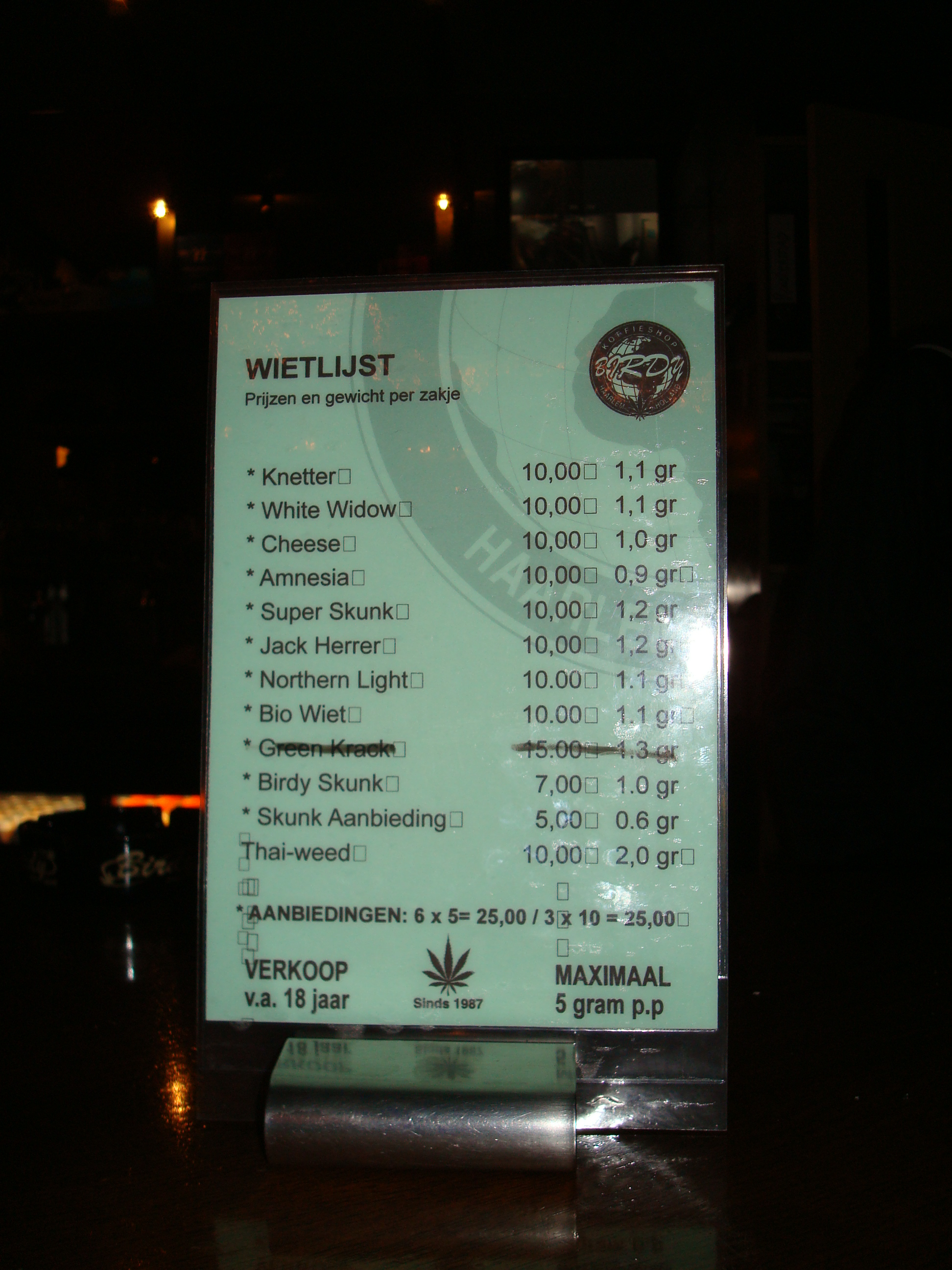 north end haarlem review